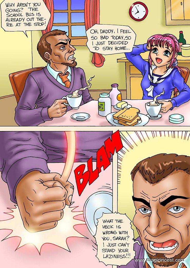 Inzest cartoons