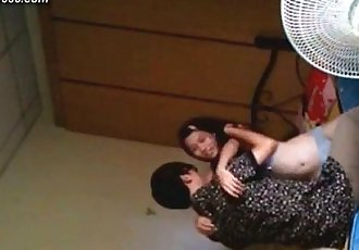 young chinese schoolgirl homemade - 16 min