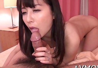 Asian mother id like to fuck loves engulfing balls - 5 min