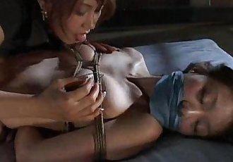 Lesbian Bondage Asian