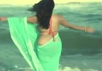 indian hot wife jina fucked on beach - 2 min