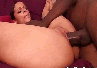 Sexy Asian slut sucks and rides BBC - 8 min HD