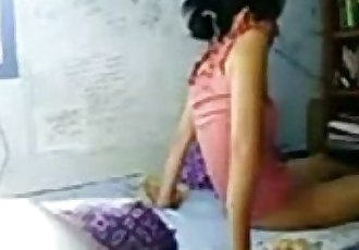 indian girl fucking with boyfriend - 6 min