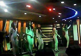 Indonesian Striptease - 6 min