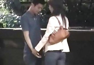 Public Park Sex Couples Fucking - 6 min