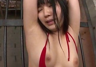 Strong domination porn scenes with insolent Chiharu - 12 min