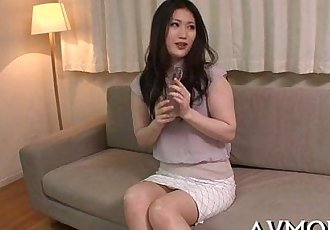Mother id like to fuck asian gets fingered and drilled - 5 min