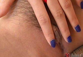 Christmas Nude Asian Girls - 9 min HD