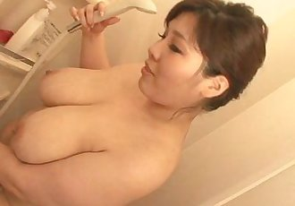 Filthy and busty nurse giving head and sticking it up her snatch - 8 min