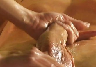 Blonde Massage From Exotic Lands - 11 min HD