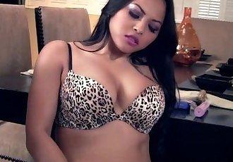 Chubby Big Tits Asian Moaning Orgasms - 10 min HD