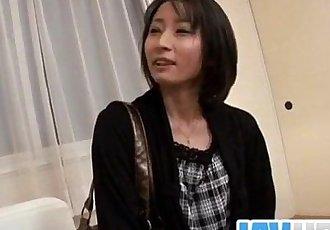 Needy milf Yuki Mitsui wants a strong fuck  - 12 min