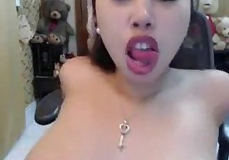 Big Tits Asian Using Dildo - Chat With Her @ Asiancamgirls.mooo.com - 12 min