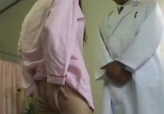 059 Strict Doctor - Spanking - 4 min