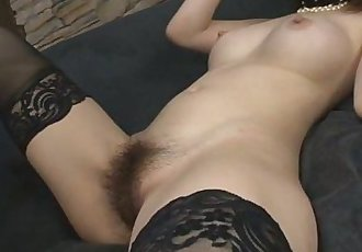 Dirty and busty babe flaunting and fucked hard - 8 min