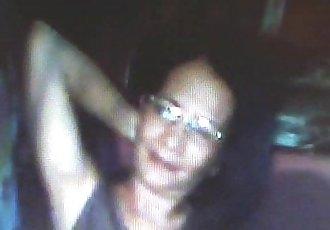 ELLAMAY JUAN MARCOS - matured MILF, but still hot and horny on cam - 3 min