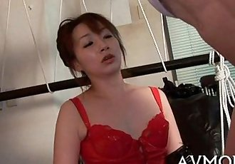Mama hoe enjoys being fucked hard - 5 min