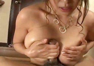 Amazing fuck with busty Japan model Ruri Kouda - 12 min