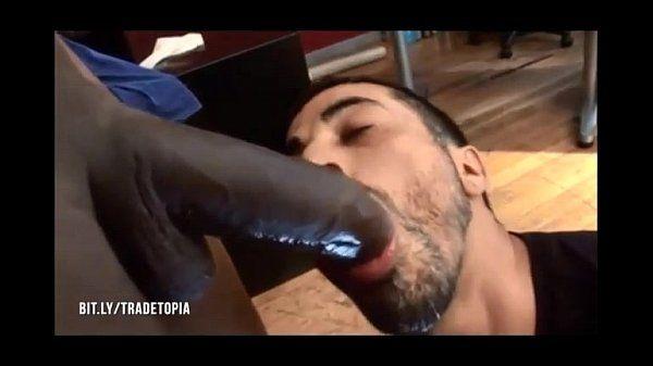 Grote zwarte pik