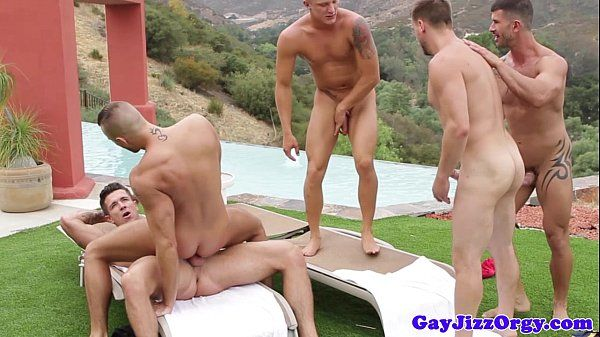 Crazy outdoor group sex with Hans BerlinHD