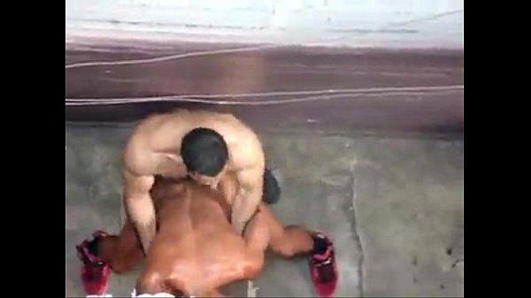Muscle Hunks Fucking In Public
