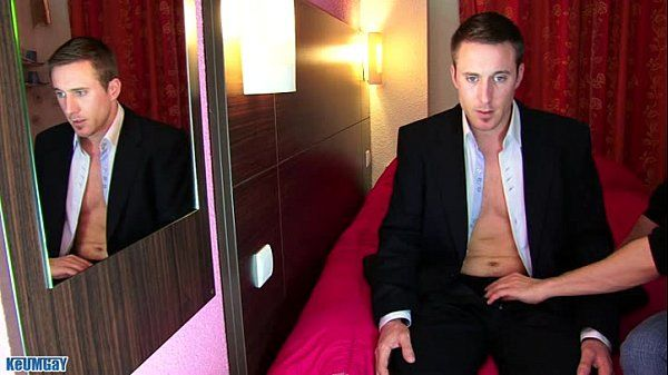 Marc a real str8 banker serviced his big dick by us because crisis guilty :))