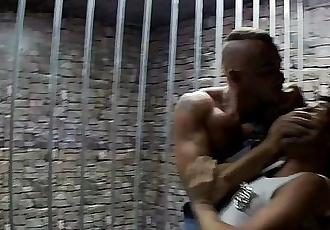Man Foot PrisonJessie and Lance