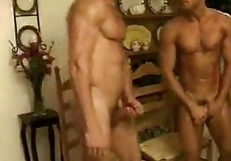 DAD AND SON MAKE SEX