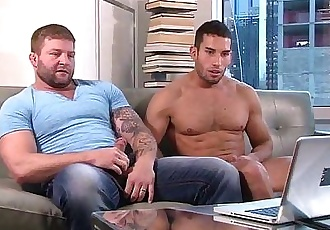Anal sex for hunks straight dude