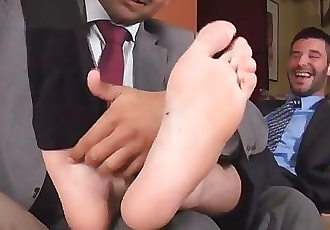TickleAbuse - Job Applicant Tickled