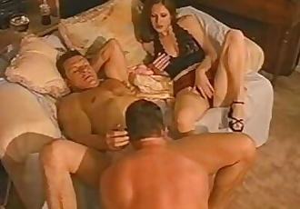 My Hot Sexy Gay Friend Joins Me And Wift in Bed