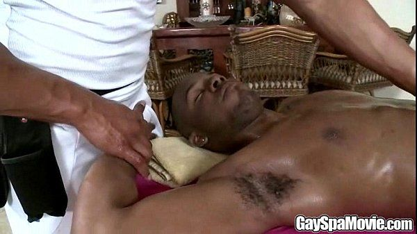2 Hot Black Guys on Gayspamovie
