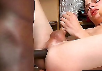 HOLY FUCK! Petite twink DOUBLE ANAL FUCKED! 7 min 720p