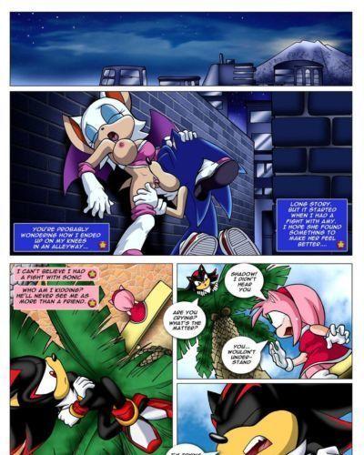 Sonic Project XXX 1