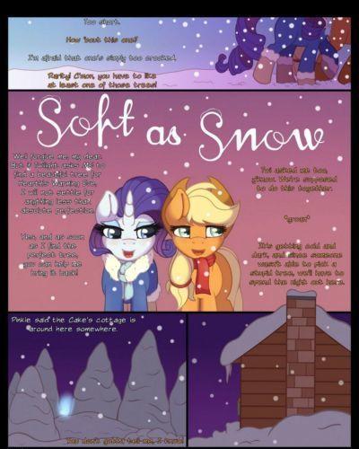 suave como la nieve