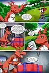 Guilmon\'s Birthday Surprise