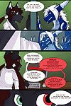 bluesuedepuma- Soupah Rubberent Evil Ch. 1-5 Ongoing