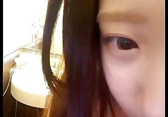 sexy asian girl selfshot - 11 sec