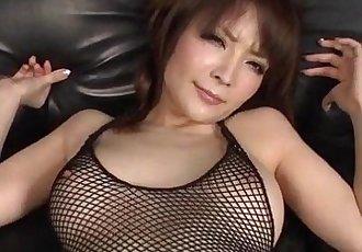 Amazing POV oral along curvy assRiona Suzune - 12 min