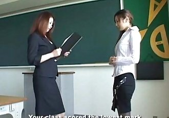 171 New Teacher Gets Spanked for Bad Performance - 6 min