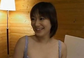 Japanese Ruri Annno Hairy Cunt Fucked - 8 min