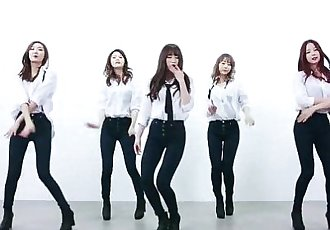 Asian PMV-EXID - Up & Down - 10 min