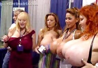 Teddi Barrett, Minka, Chelsea Charms Big Breasts - 7 sec