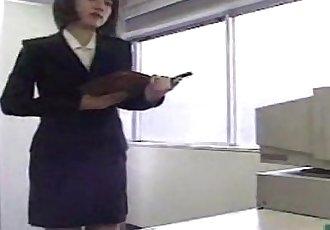 Japanese Secretary Used Cen, Free Asian Porn: xHamster pain - abuserporn.com - 8 min