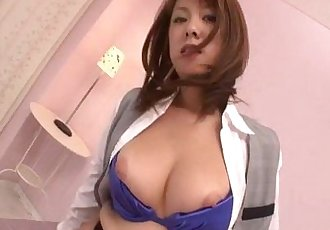 Hard sex with Asuka Japanese mom in heats - 12 min