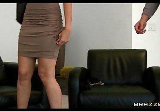 Stunning busty Asian maid Katsuni fucks her bosss big-dick - 7 min HD