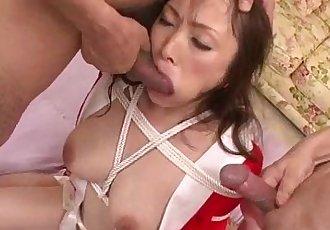 Ravishing fucking for steamy milf Miyama Ranko - 12 min