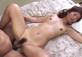 Nana Nanami superb hardcore scenes on cam - 10 min