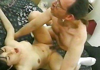 Ed Powers Fucked Asian Dazzling Pussy - 6 min