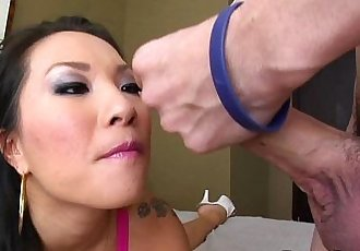 Point of Asa Akira Asian Bombshell Blowjob Compilation Jonni Darkko, Kevin Moore - 31 min HD